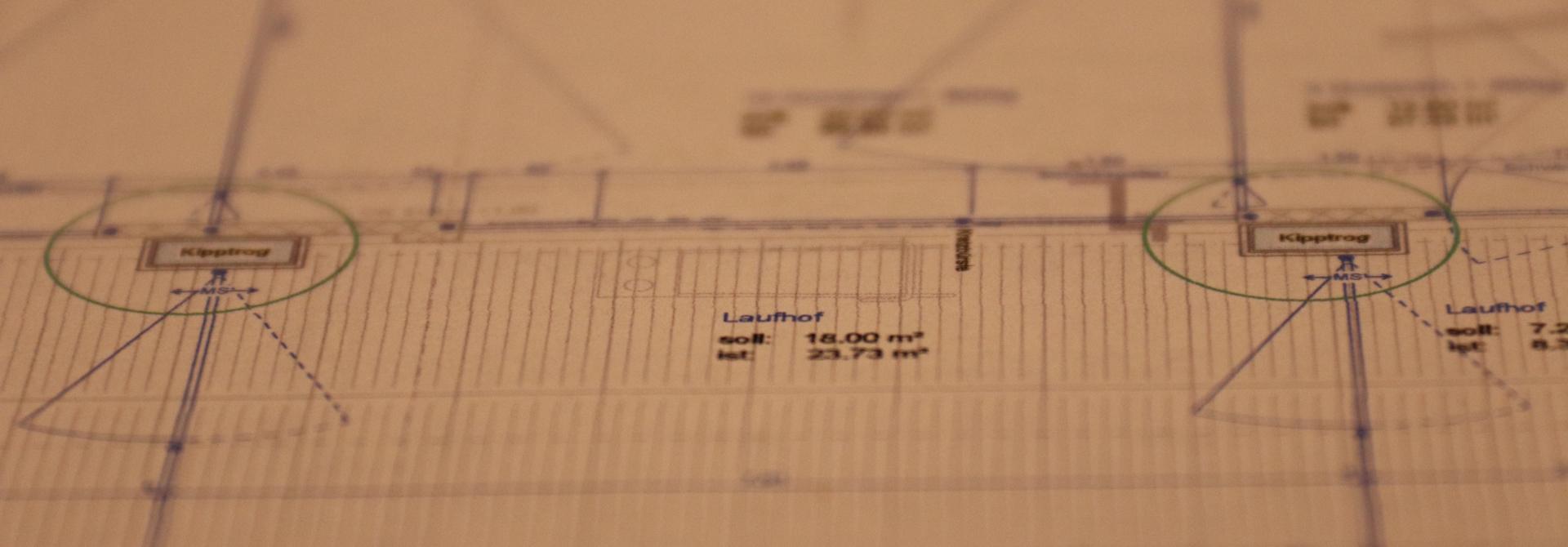 Bauplanung Stallbau>