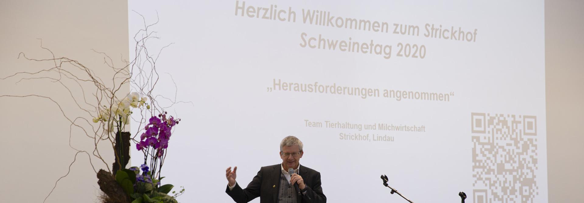 Matthias Schick, Strickhof>