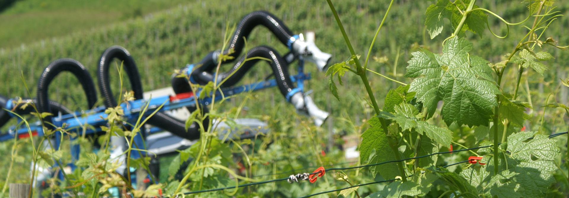 Pflanzenschutzgeru00e4te im Einsatz>
