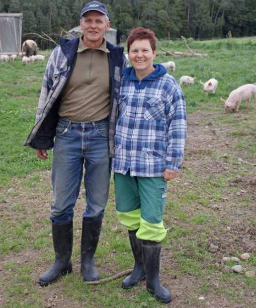 Werner und Marianne Siegrist