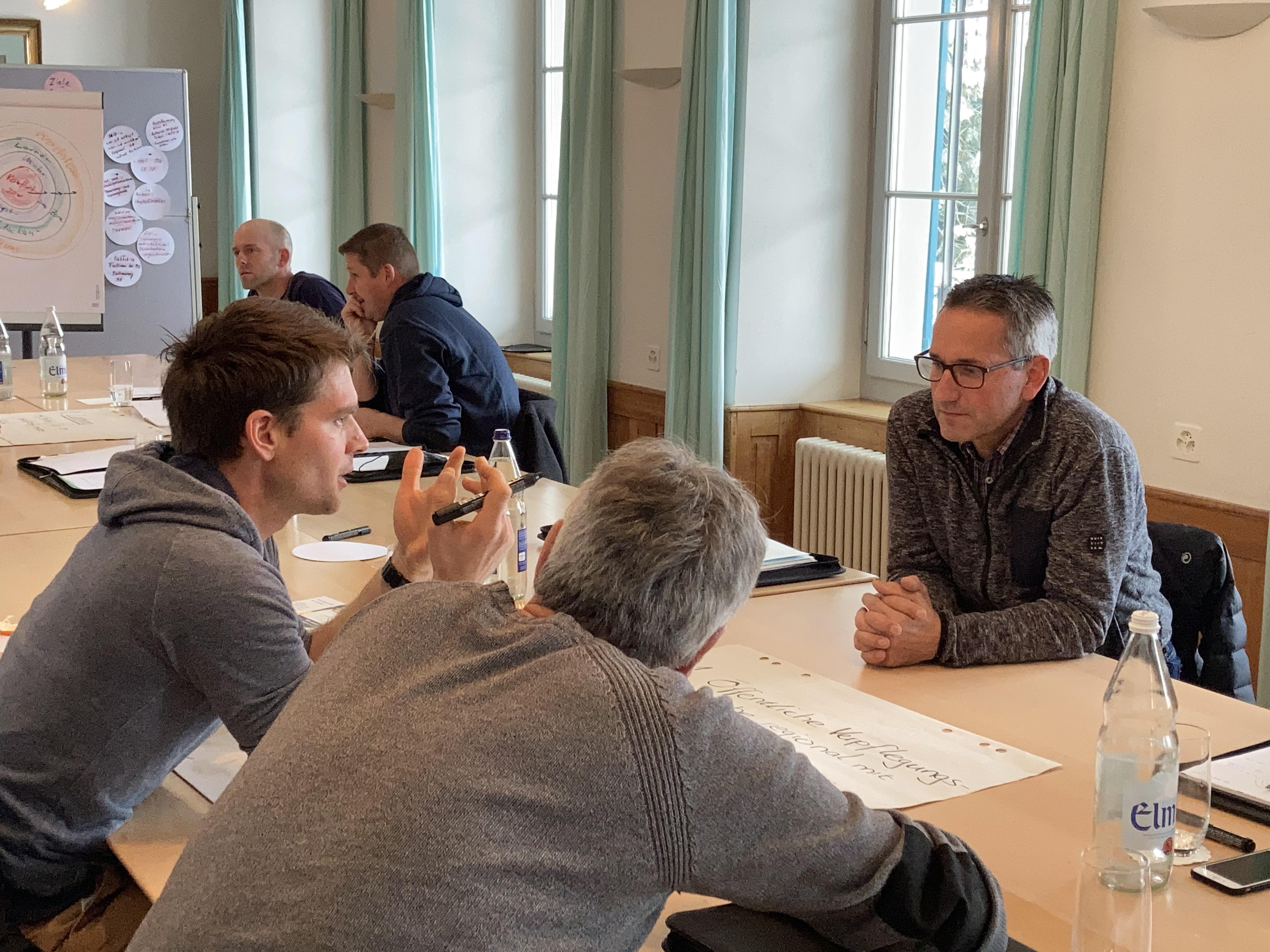 Verein Bio ZH & SH Workshop Kleingruppen