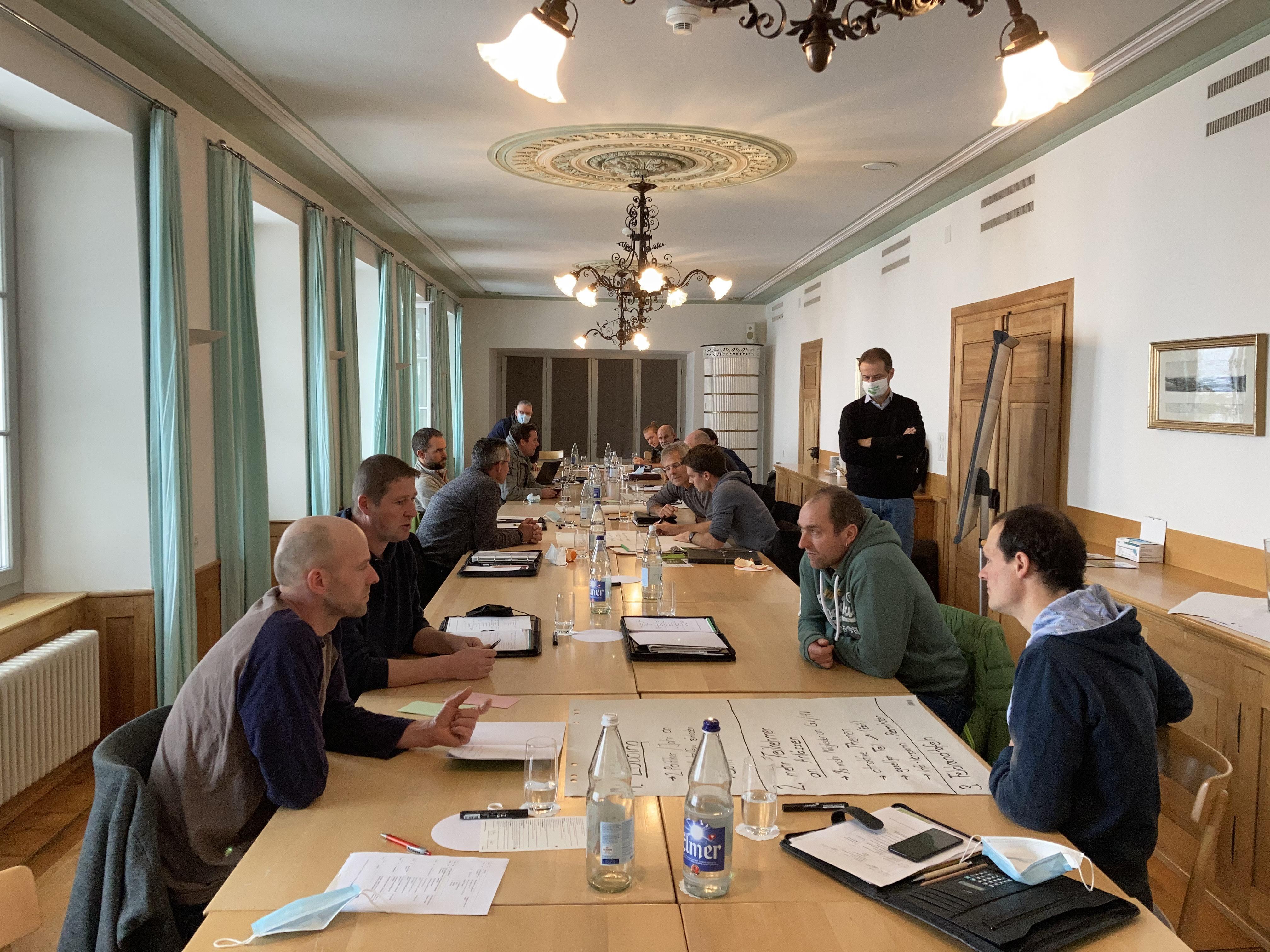 Verein Bio ZH & SH Workshop Arbeit