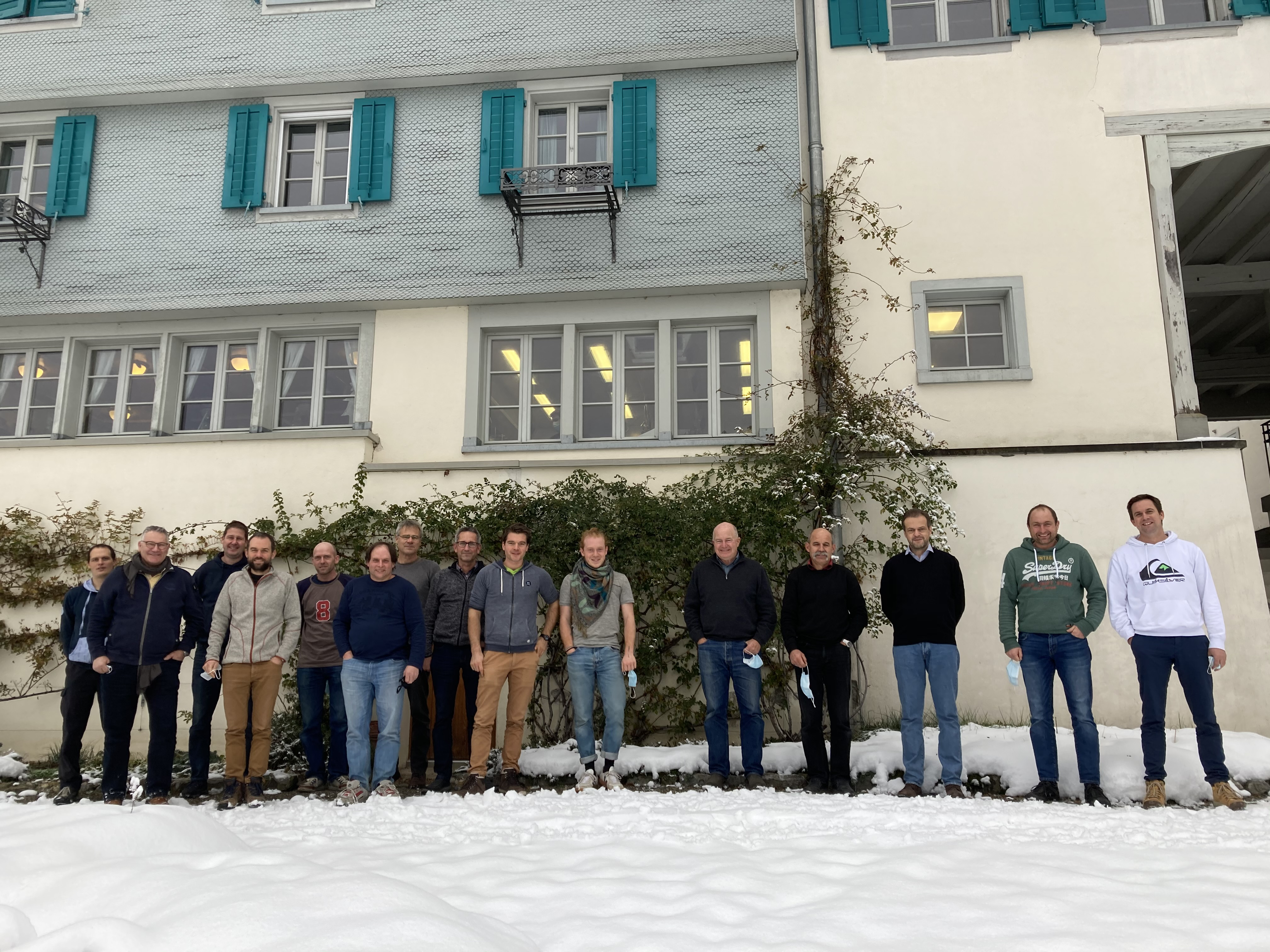 Verein Bio ZH & SH Workshop Teilnehmer