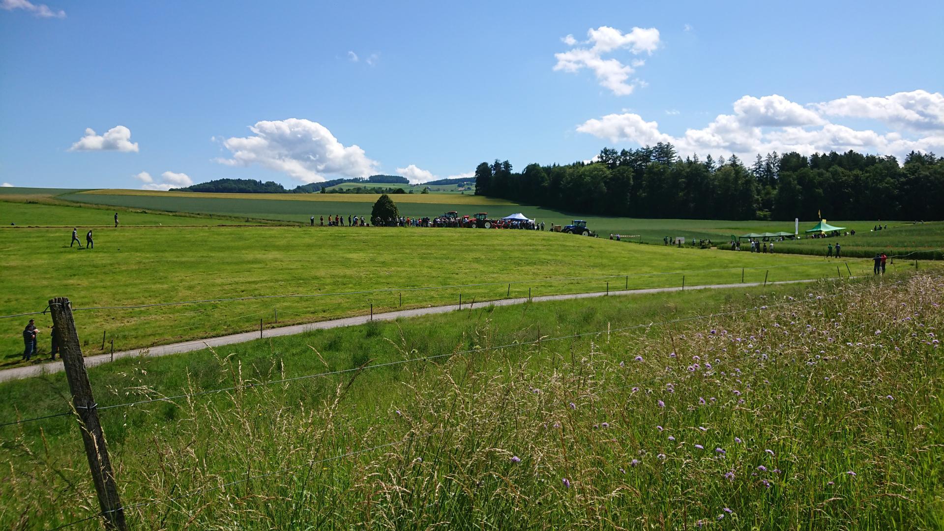 Schweizer Bioackerbautag 2019 in Münsingen