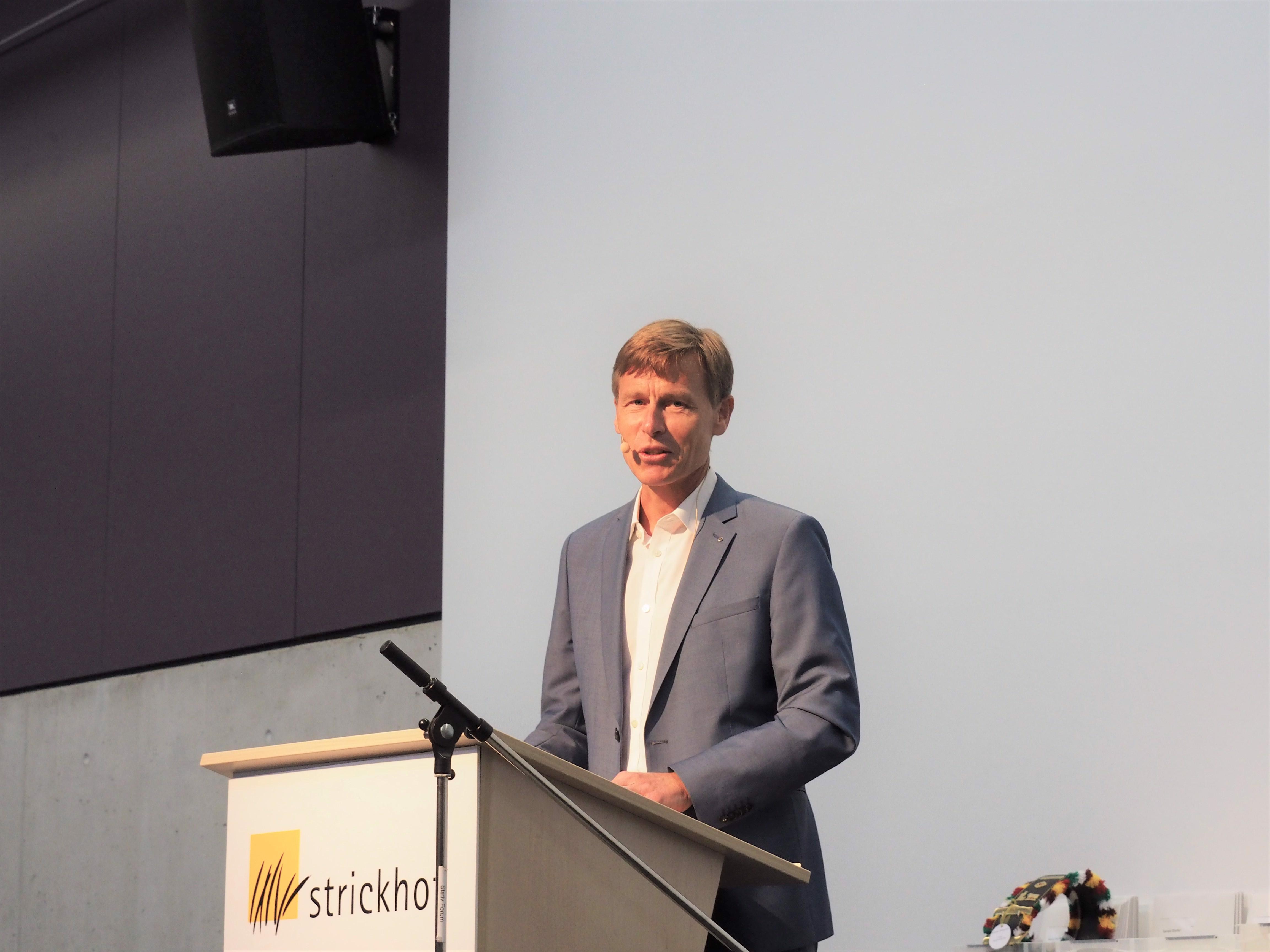 Ueli Voegeli Direktor Strickhof